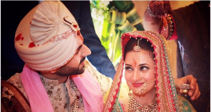 Divyanka Tripathi and Vivek Dahiya's Rang Dey Wedding Is Weaved of Dreams