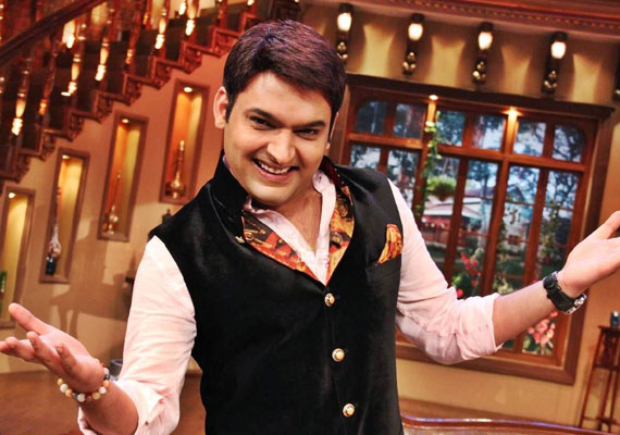 Kapil Sharma on Angrezipanti
