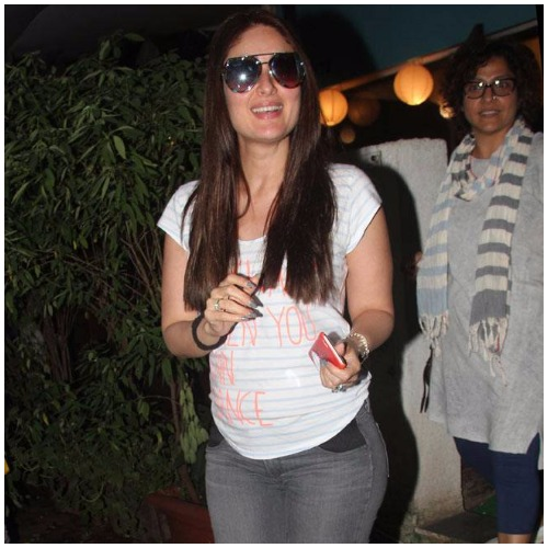 Kareena Kapoor's Maternity Fashion