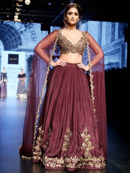Ridhi Mehra at Lakme Fashion Week Winter Festive 2016