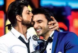 Shah Rukh Khan's Response to Ranveer Singh's 'Tu Mere Saamne' Act is Epic, and So Is Latter's Reply