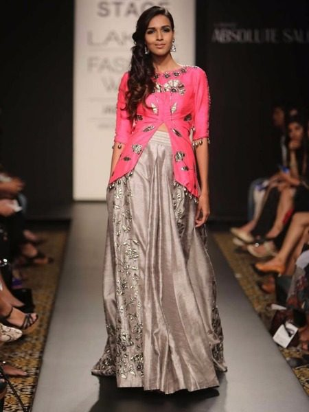Radhi Mehra at Lakme Fashion Week Winter Festive 2016