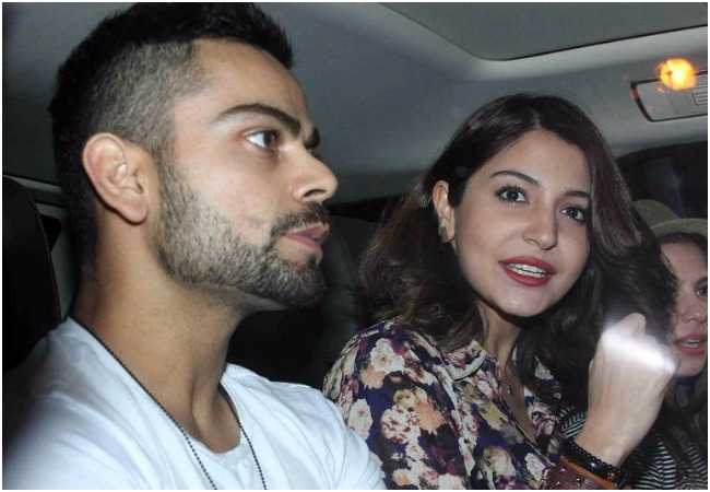 Here's What Anushka Sharma Has to Say on Her Relationship with Virat Kohli