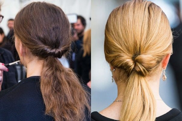 New Ways to Wear a Ponytail Hairstyle