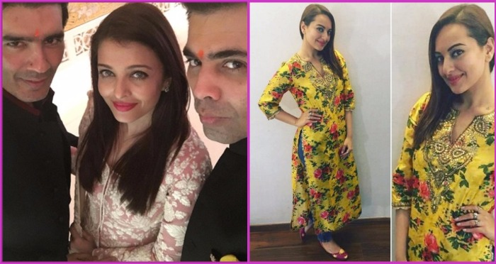 Bollywood Celebrities Whose Desi Style This Ganesh Chaturthi Won Us Over