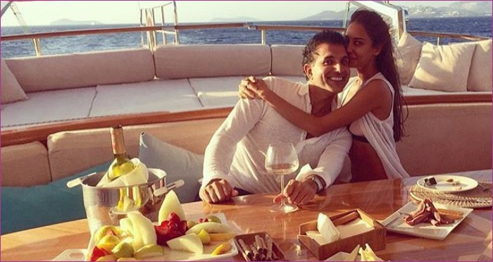 Woah! Lisa Haydon Gets Engaged, and Announces it in the Sweetest Way