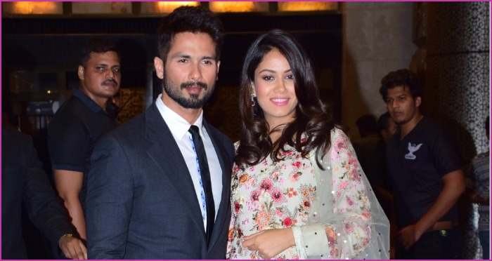 Shahid Kapoor Reveals the Name of His Baby Daughter in the Most Adorable Way