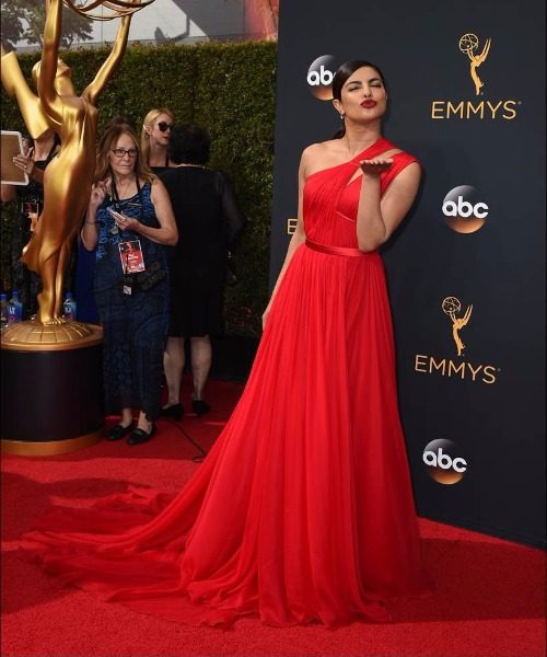 Priyanka Chopra at Emmys Awards 2016