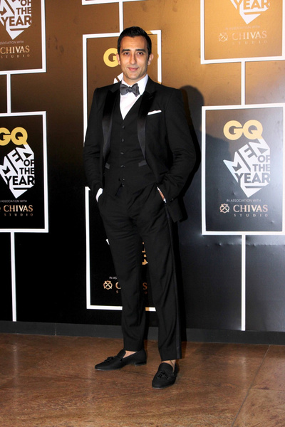 Best dressed GQ Awards 2016