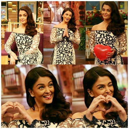 Aishwarya Rai And Anushka Sharma looked gorgeous at ADHM promotions