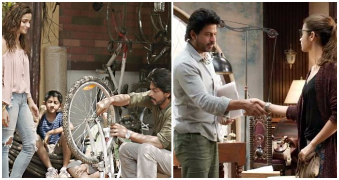 Dear Zindagi Take 2: Shah Rukh Khan And Alia Bhatt Teach Us That Life Can Be Recycled!