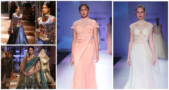 AIFW SS17: Amazing Indo-Western Trends That Are Perfect Inspiration For This Diwali!