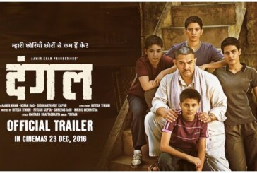 Watch: Aamir Khan's Dangal Trailer Is Phenomenal With Strong Dialogues That Will Give You Goosebumps!