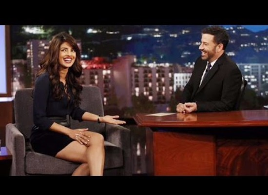 Priyanka Chopra on The Ellen DeGeneres Show