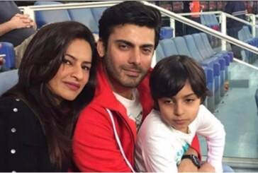 Fawad Khan and His Wife Sadaf Blessed With a Baby Girl