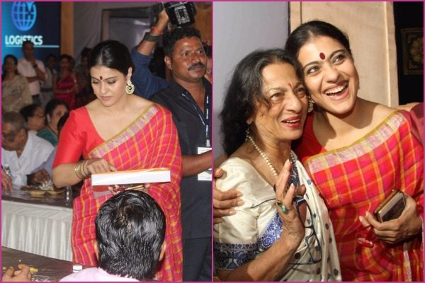 Bollywood Celebs at Durga Puja