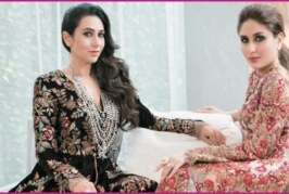 Kareena Kapoor Khan and Karisma Kapoor Looked Royal and Gorgeous On This Magazine Cover