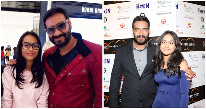 You Won't Believe Ajay Devgn's Daughter Nysa Was Angry With Him For A Year and A Half!