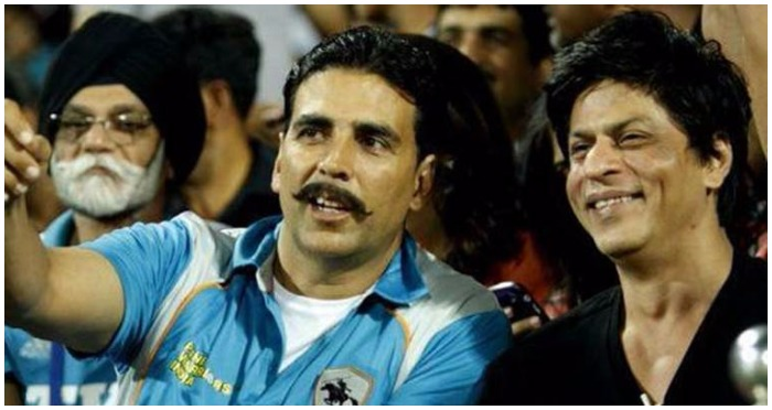 You Won't Believe What Happened When a Fan Mistook Shah Rukh Khan For Akshay Kumar