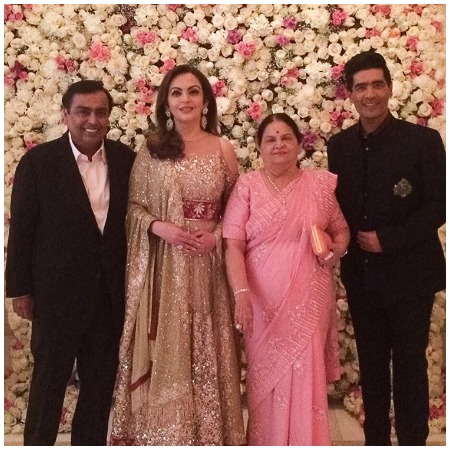Ambani star studded bash