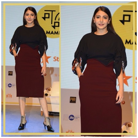 Anushka Sharma at Mami film fest 2016