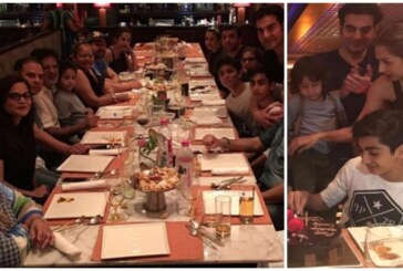 Photos: Arbaaz Khan and Malaika Arora Come Together To Celebrate Their Son Arhaan's 14th Birthday