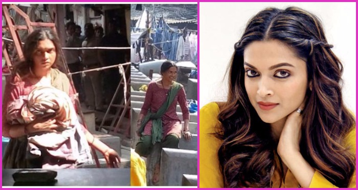 Deepika Padukone is Unrecognisable In The Pictures From The Shoot Of Her Next International Venture