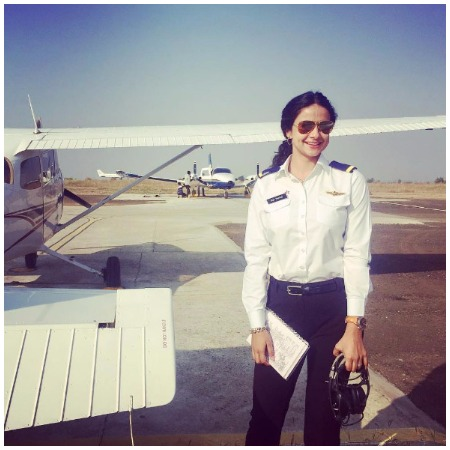 Actress Politician pilot Gul Panag