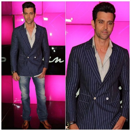 Hrithik Roshan at Ambani star studded bash
