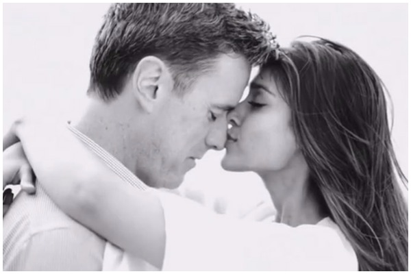 Video of Ileana D'Cruz With Boyfriend Andrew Kneebone