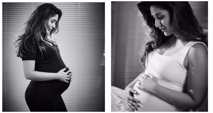 Mommy-To-Be Kareena Kapoor Khan's Black and White Maternity Shoot is Mesmerizing!