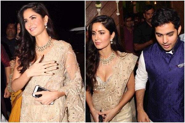 B-town Celebrities Go Glam At Bachchan's Diwali Bash