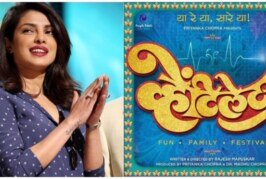 Priyanka Chopra Sings Her First Marathi Song #Baba is So Beautiful It Will Bring Down Tears