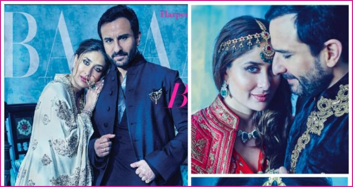 Kareena Kapoor Khan and Saif Ali Khan's Latest Shoot is Straight Out of A Royal Dream Fest