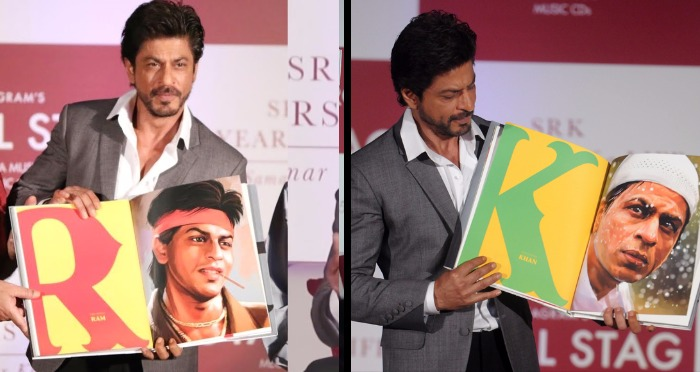 "SRK Launches ""25 Years Of A Life"" Showcasing His Incredible Journey From Just Delhi Boy to King Khan"