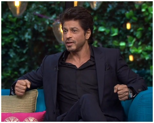 Best Moments of SRK and Alia Bhatt on Koffee with Karan Season 5