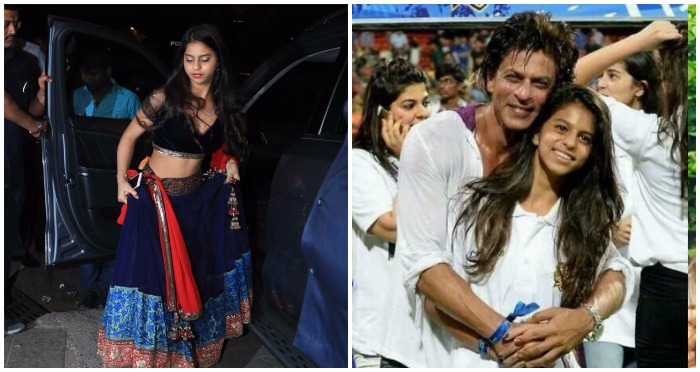 SRK Has This Powerful Message For Future Boy Friend of Suhana Khan on Kissing His Daughter