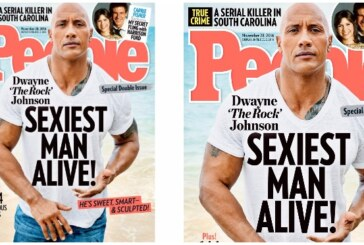 Woah!! People's Choice Announced Dwayne Johnson The Rock As The 'Sexist Man Alive'
