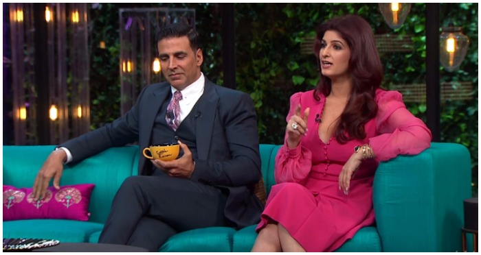 Dimple Kapadia Thought Akshay Kumar Was Gay: 11 Revelations Twinkle and Akshay Made at Koffee With Karan 5