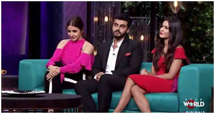 'Koffee With Karan 5' Teaser Featuring Anushka Sharma and Katrina Kaif Promises Delightful Watch Ahead