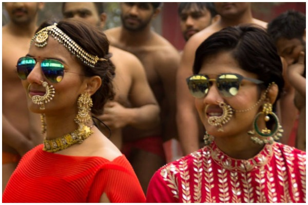 Geeta Phogat and Babita Kumari Photo-shoot In Desi Avatar