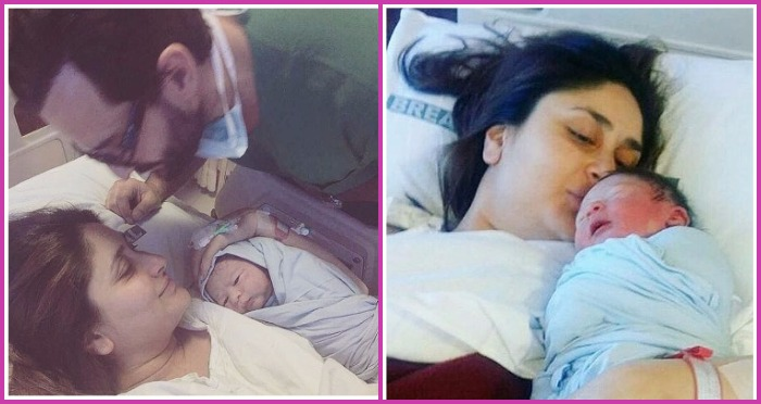 Pics Alert! These Pics of Kareena Kapoor Khan and Saif Ali Khan With Baby Taimur Ali Khan Are Too Cute