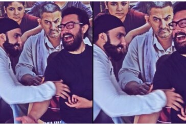 Aww! When Ranveer Singh Embarrassed Aamir Khan, and Made Latter Blush