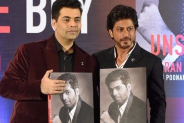 Watch: Shah Rukh Khan Is Not Happy With Karan Johar's Autobiography Title 'An Unsuitable Boy'