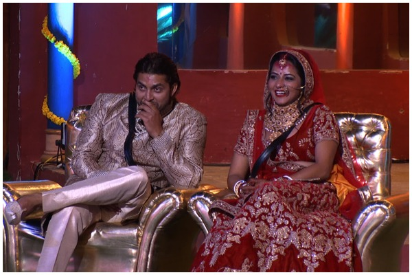 Monalisa And Vikrant Singh Rajpoot Tied The Knot In Bigg Boss 10