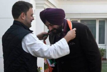 From Comedy Nights to Politics Navjot Singh Sidhu Joins Congress, Leaves BJP