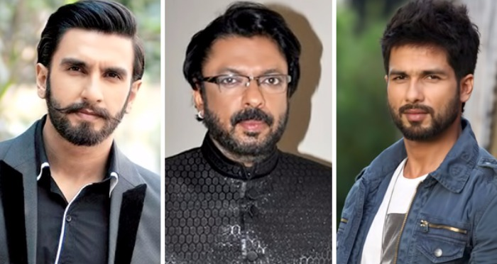 Padmavati Stars Shahid Kapoor and Ranveer Singh Tweets Over Attack on Sanjay Leela Bhansali