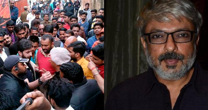 Shameful! Sanjay Leela Bhansali Beaten, Humiliated and Shamed by Culture Fanatics