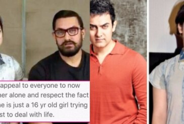 Aamir Khan Finally Speaks Up On His Dangal Co-Star Zaira Wasim Making Public Apology!