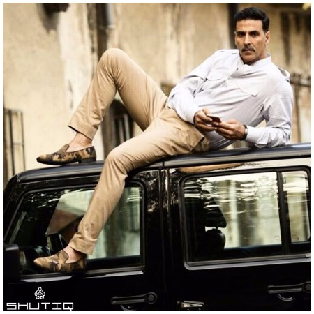 Akshay Kumar Celebrity Inspired Military Outfits for summer